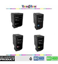 Kartuce kompatibel e rigjeneruar, me garanci 100% MAGENTA LEXC74C2SM per LEXMARK CS720de,dte,CS725de,dte/CX725de