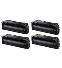 Toner kompatibel e rigjeneruar, me garanci 100% e verdhe CLT603Y per Samsung ProXpress C4010ND,C4060FX (10k faqe)