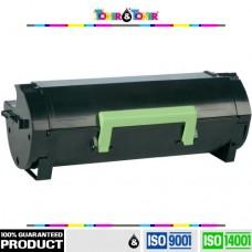 Toner Lexmark 60F2000 (602) për MX410 kompatibël 10.000