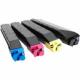 Toner Laserjet kompatibël me ngjyra e ndertuar e re, e garantuar për Sharp  magenta MX27M